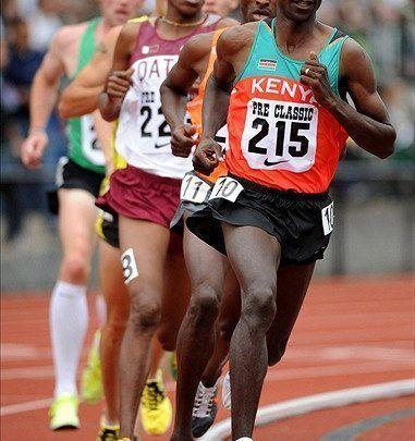 Eliud Kipchoge, gran aspirante de la Media Maratón de Barcelona