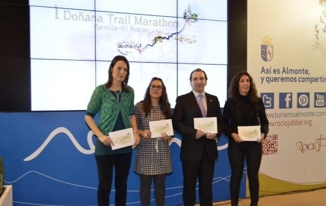 El I Doñana Trail Marathon se presenta en Fitur