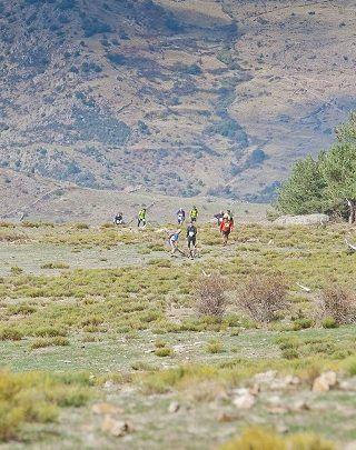 Hoyo de Manzanares, inicio de las Races Trail Running