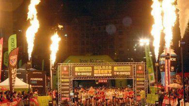 ¿Conoces la Bilbao Night Marathon? : una cita ineludible