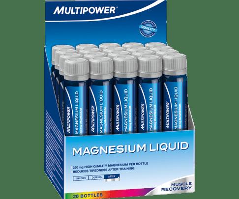 El Magnesio y rendimiento deportivo