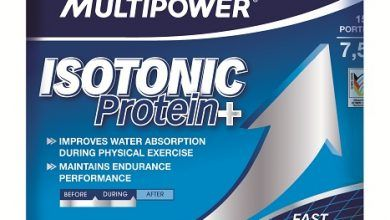 Isotonic Protein +,