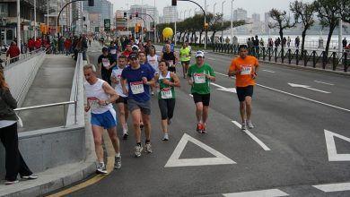Media maratón de Gijon