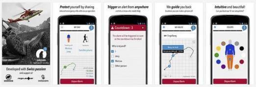 Uepaa! lanza una app para mejorar la seguridad en actividades de montaña