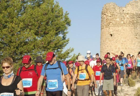AL-MUDAYNA Maratón Alpino