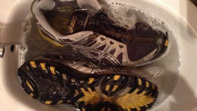 Limpiar zapatillas trail