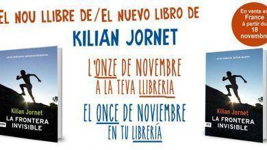 Photo of Kilian Jornet tiene nuevo libro