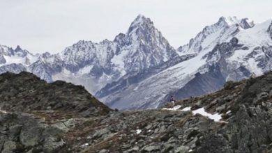 maratón del Mont Blanc