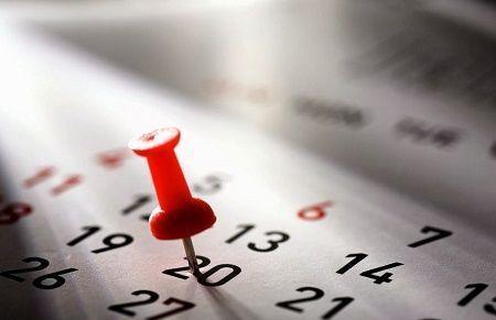 Calendario maratón 2014