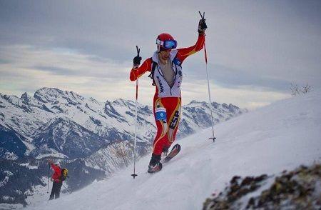 Kilian Jornet esqui montaña