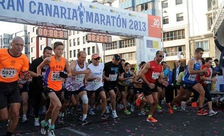 Maratón de Gran Canaria