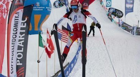 Kilian Jornet Copa del Mundo de Esquí de Montaña