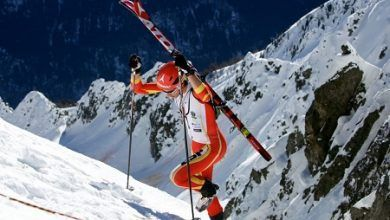 Photo of Kilian Jornet, a por la victoria en la Copa del Mundo de Les Diablerets