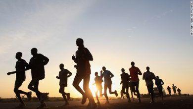 Correr mucho acorta la vida