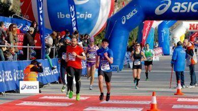 Medio maraton de Madrid