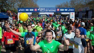 Medio Maratón Madrid 2014