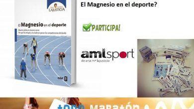 El Magnesio en el deporte