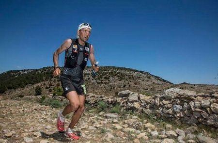 Miguel Heras en la Penyagolosa trails