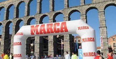 Photo of ¿Te gustaría correr en Segovia por la noche? MARCA Running Series organiza una carrera.