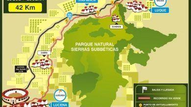 Maraton vias verdes