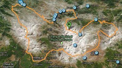 el Anillo del Vindio en la Cordillera Cantábrica
