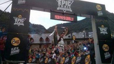 Iker Karrera gana la Buff Epic Trail Aigüestortes