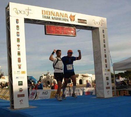 Doñana Trail Marathon por relevos