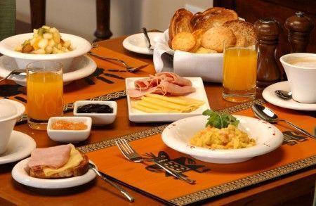 El desayuno la comida más importante del día