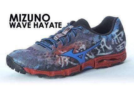 Mizuno Wave Hayate