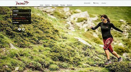 Nueva página web Hoko Esport