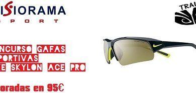 Photo of Sorteo gafas deportivas Gafa deportiva Nike Skylon Ace Pro