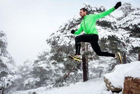 Entrenar en la montaña