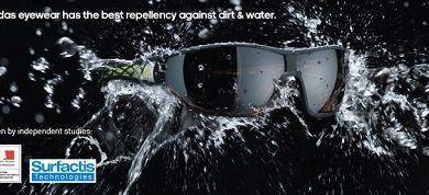 Photo of ¿Gafas deportivas que repelen el agua?