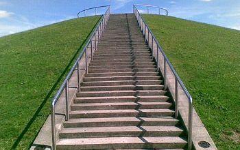 Entrenamiento en escaleras
