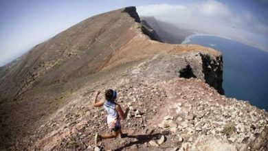 Errores en una carrera por montaña