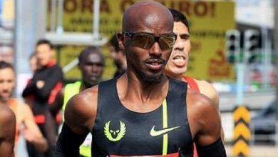 Mo Farah, nuevo récord de Europa de medio maratón