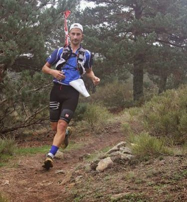 Copa de carreras por montaña RFEA, trail madrid