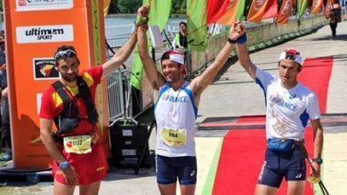 Luis Alberto Hernando Subcampeón del Mundo de Trail