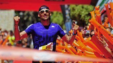 Luis Alberto Hernando gana la Transvulcania