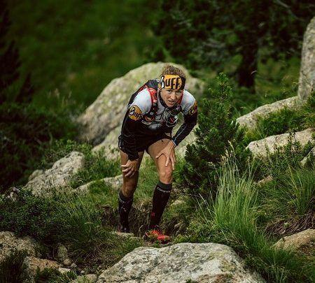 Nuria Picas en la BUFF Epic Run Aigüestortes