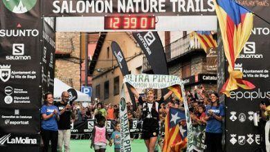 Nuria Picas en la ultra pirineu