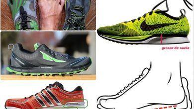 Photo of Drop y otras cuestiones técnicas al elegir zapatillas
