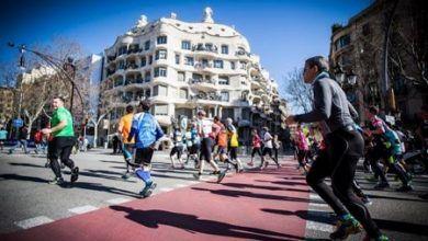 Zurich maratón Barcelona