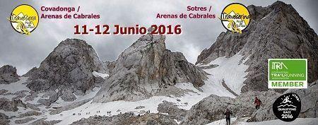 Travesera Integral Picos Europa 2016