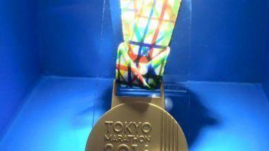 Medalla de Oro de Martin Fiz en la maratón de tokio 2016