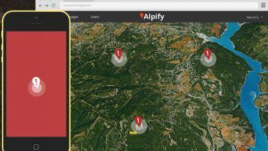 La App Alpify puede salvarte la vida