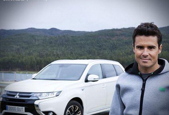Mitsubishi Outlander PHEV Javier Gómez Noya