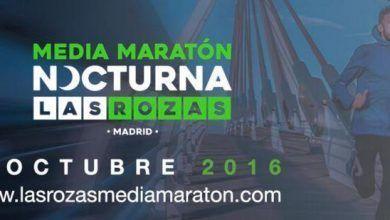 Media Maratón Nocturna las rozas