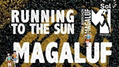 Cartel Media maratón Magaluf