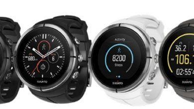 Nuevo reloj GPS Suunto Spartan